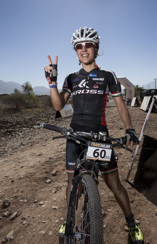 The Trans Hajar Mountain Bike Race 2015Stage 5