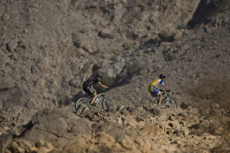 The Trans Hajar Mountain Bike Race 2015 Stage 5